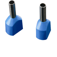 Meba Insulated Twin Cord End Terminals TE series