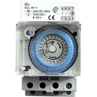 Meba 24 hours timer switch SUL181H