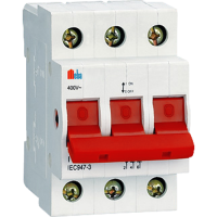 Meba Isolator switch MB162-3P