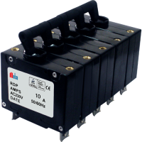 Meba RDP50 5P 10A Circuit Breaker For Equipment