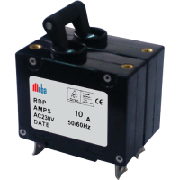 Meba RDP30 2P 10A Circuit breaker for motor