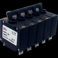 Meba RDP30 5P 30A thermal circuit breaker