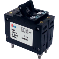 Meba RDP50 2P 23A motor protection circuit breaker