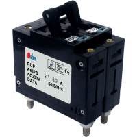 Meba RDP50 2P 30A Motor protector