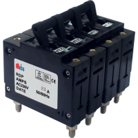 Meba RDP50 4P 23A Miniature Circuit Breaker