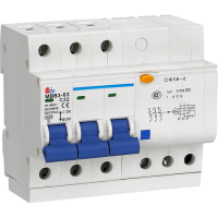 Meba residual current breaker rcbo consumer unit MBB3