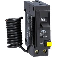 Meba Residual current breaker with overcurrent protection rcbo rcd MB162
