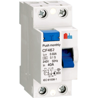 Meba Residual Current Circuit Breakers CF-462