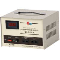 Meba Digital Display Voltage Stabilizer SVC-E 1.5kva