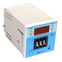 Meba digital temp controller SG-771