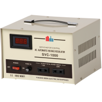 Meba Digital Voltage Regulator Manufacture SVC-E 1KVA