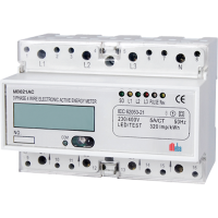 Meba-din rail power meters-MB021AC