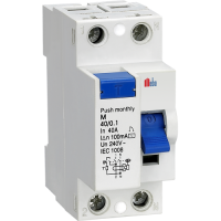Meba Earth Leakage Circuit Breakers tripping M