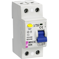 Meba Electrical rccb wiring MB7L2-63