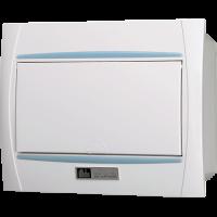 Meba Waterproof Consumer Unit MBW7-9ways