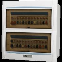 Meba Iron Bottom Distribution box MBC24-26ways