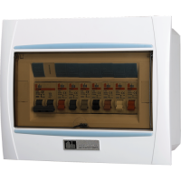 Meba Electrical Service Panel MBC7-9ways