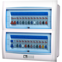 Meba Fuse Box MBB24-26ways