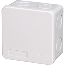 Meba junction boxes BT85×85×50