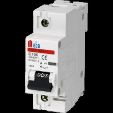 Meba Main switch NC100H 1P