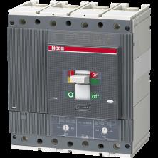 Meba Electrical MCCB multi-functional electromagnetic breaker MTmax-400A- 4P