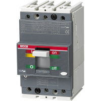 Meba Automatic Regulation Moulded Case Circuit Breaker MTmax-160A-3P