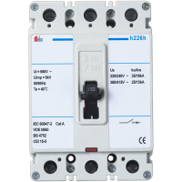 Meba MCCB For Overload And Short Circuit Protection H226h