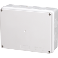 Meba outdoor junction box BT200×155×80
