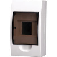 Meba Plastic Distribution Box TSM-4ways Surface