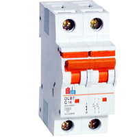 Meba power circuit breaker OLB7 2P