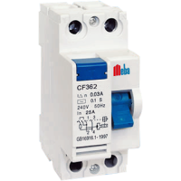 Meba Residual Current Circuit Breaker CF-362