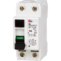Meba ID RCCB Low Voltage Circuit Breakers ID-2P