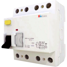 Meba Rcd Electrical Safety Device OLL7-4 4P
