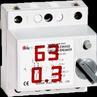 Meba 40A FIN RCCB Earth Leakage Breaker Manufacturer FIN 2P