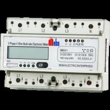 Meba-electromechanical multi rate meter -MB041