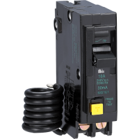 Meba residual current circuit breakers with overcurrent protection RCBOs MB161
