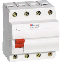 Meba New ID RCD Residual Current Breaker MNL-4P