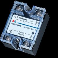 Meba DC/AC Single Phase Solid State Relay ZG3NC-340B