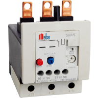 Meba- thermal overload motor relay-C3RU1146