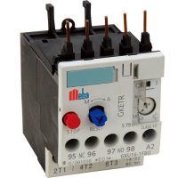 Meba-thermal overload relays-GKU16