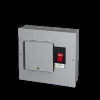Meba electrical panel types plug in type surface single phase  4way MBM-4