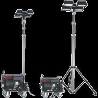 Meba-dimensional remote controlling flood lamp-ZW35