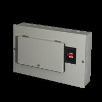 Meba distribution panels electrical distribution design surface 8way MBM-8
