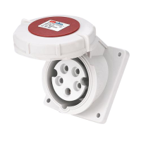 Meba industrial plugs and  receptacles MN1342