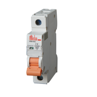 Mcb in electrical MB616C from Meba