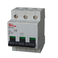 Mini circuit breaker MBI13-100 made by Meba