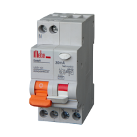 Meba C60 DPN RCBO Combined MCB RCD MBR116C
