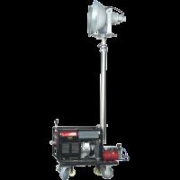 Meba-remote control gasoline generator lighting tower-ZW3500