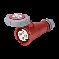 Meba socket and plug MN3322