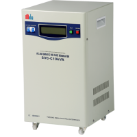 Meba LCD Meter Voltage Regulator SVC-C 10KVA